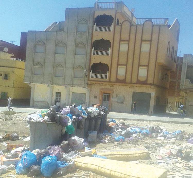 الأخبار ترصد مظاهر التسيير الهاوي للمجلس البلدي لمدينة الفنيدق