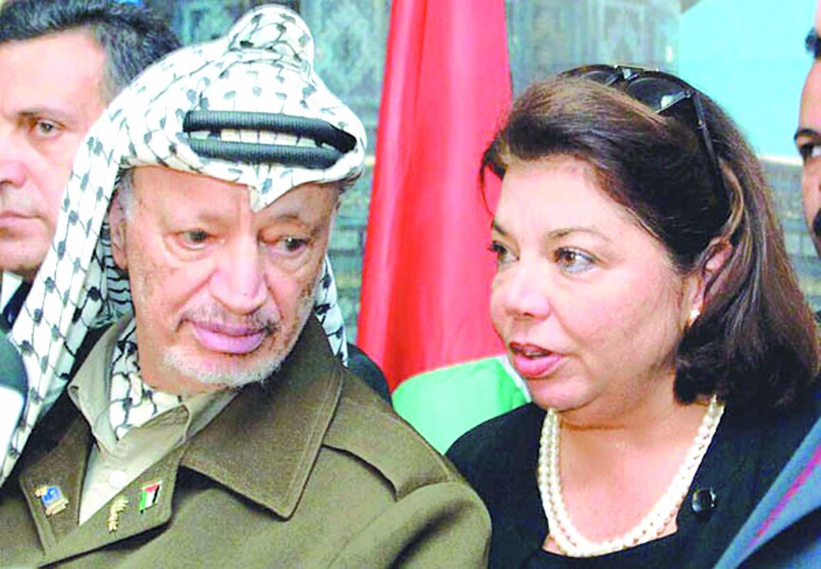 ليلى شهيد.. زوجة محمد برادة التي سقطت في حب المغرب بتذوق «طاجين» أمازيغي