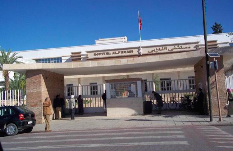 وفاة سجين طاعن في السن مصاب بداء السل بمستشفى الفارابي بوجدة