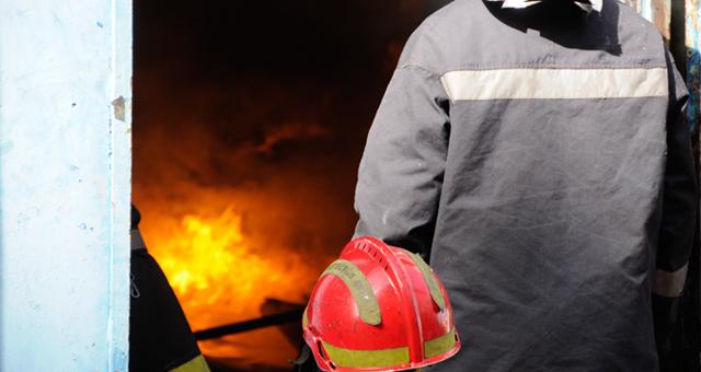 تفحم جثة حارس ليلي في حريق بمقر بلدية العيون الشرقية