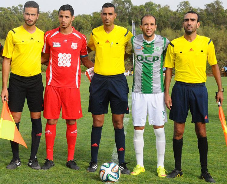 الفرق الوطنية ملزمة بعقد اجتماع تقني قبل المباريات بيوم واحد