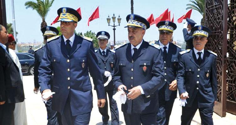 إعفاء رئيس المنطقة الأمنية بعمالة سلا وتعويضه بالعميد الممتاز الحرشي
