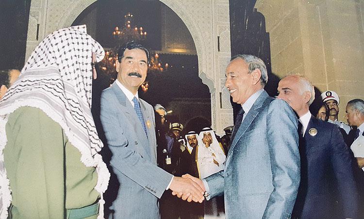 محمد السادس: «المغرب يعلن للعالم أنه لا رجعة في مغربية الصحراء  ولا تفريط في فلسطين طبقا لشعار الصحراء مغربية وفلسطين عربية»