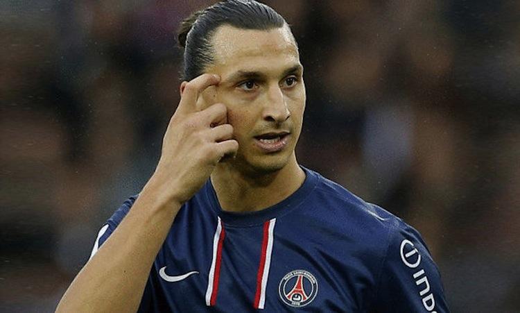 إبراهيموفيتش يغيب عن تشكيلة سان جرمان في أولى جولات الدوري الفرنسي