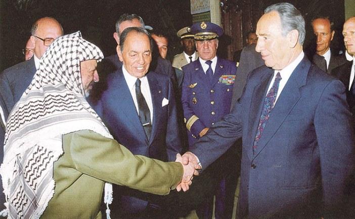 محمد السادس: «الحركة الصهيونية وإسرائيل خطر أكبر  من الاستعمار لأنه يهدد أمن الشعوب العربية وكيانها ووجودها»