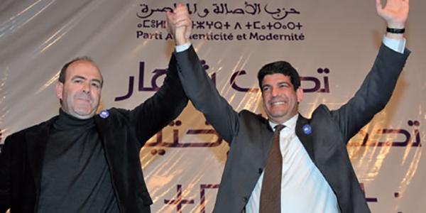«البام» يتصدر انتخابات مجالس العمالات والأقاليم متبوعا بالعدالة والتنمية