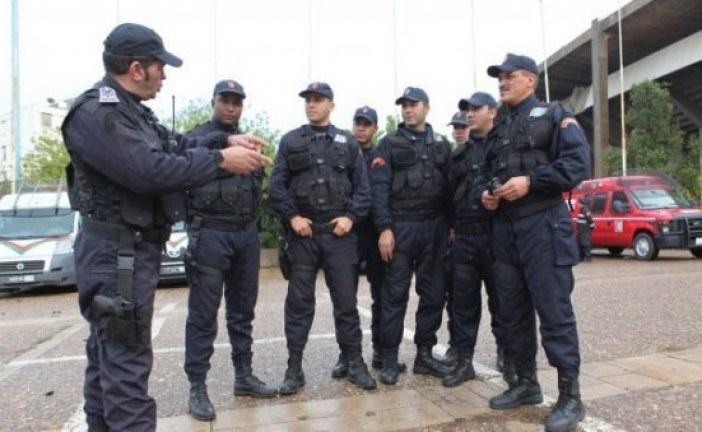 """ايقاف أزيد من 1200 متورط في أفعال اجرامية في """"عملية أمنية مكثفة"""""""
