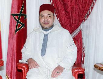 الملك محمد السادس يحتفل بعيد ميلاده الثاني والخمسين بقصر مارشال بطنجة