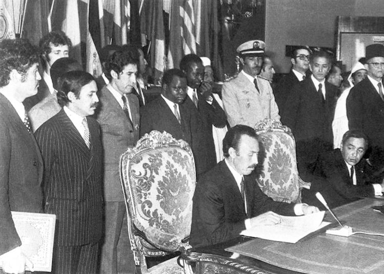 الملك: «الرغبة الصادقة للمغرب وليبيا في الاتحاد لا تقابلها رغبة مماثلة لدى من يصطنع المشاكل ويجند الانفصاليين ويقوم مقامهم في المحافل الدولية والجهوية»