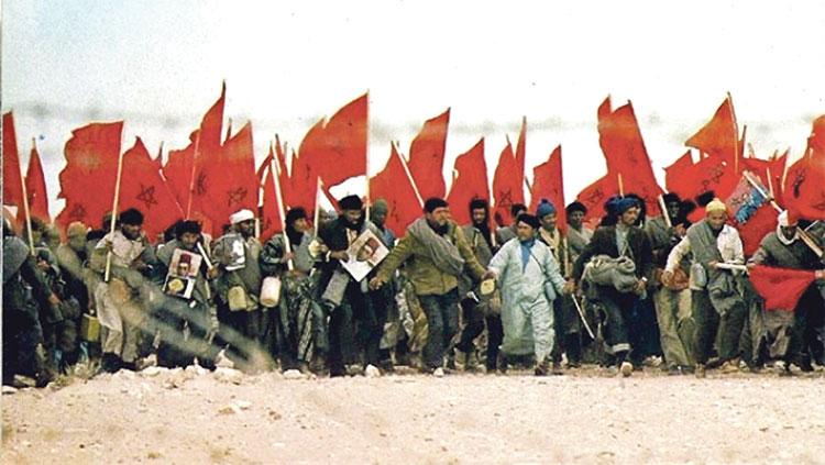 بحث الملك محمد السادس يرصد التحول الكبير في موقف ليبيا القذافي من ملف الصحراء المغربية بعد التقارب مع الحسن الثاني