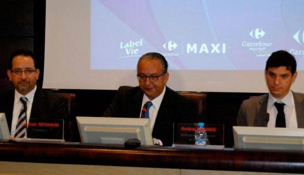 تخصيص مبلغ 100 مليون درهم للمرحلة الأولى من أشغال توسيع متاجر «Carrefour»