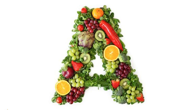 أعراض نقص الفيتامينات (أ) في الجسم