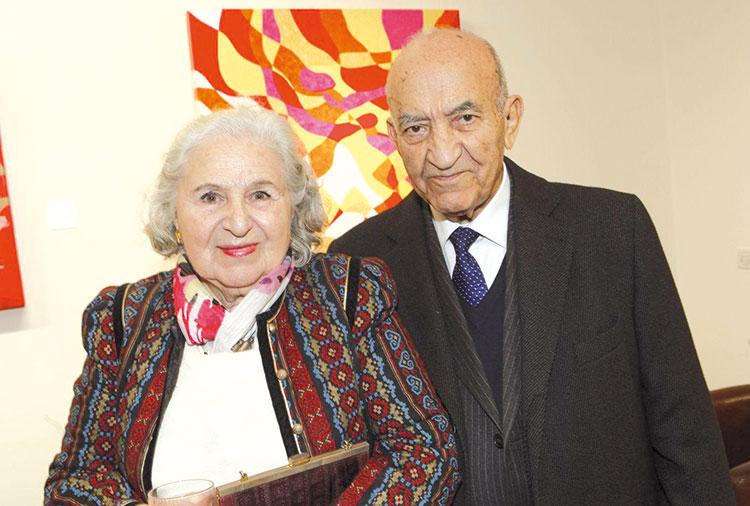 هيلين.. زوجة عبد الرحمن اليوسفي التي يخشى السياسيون مذكراتها