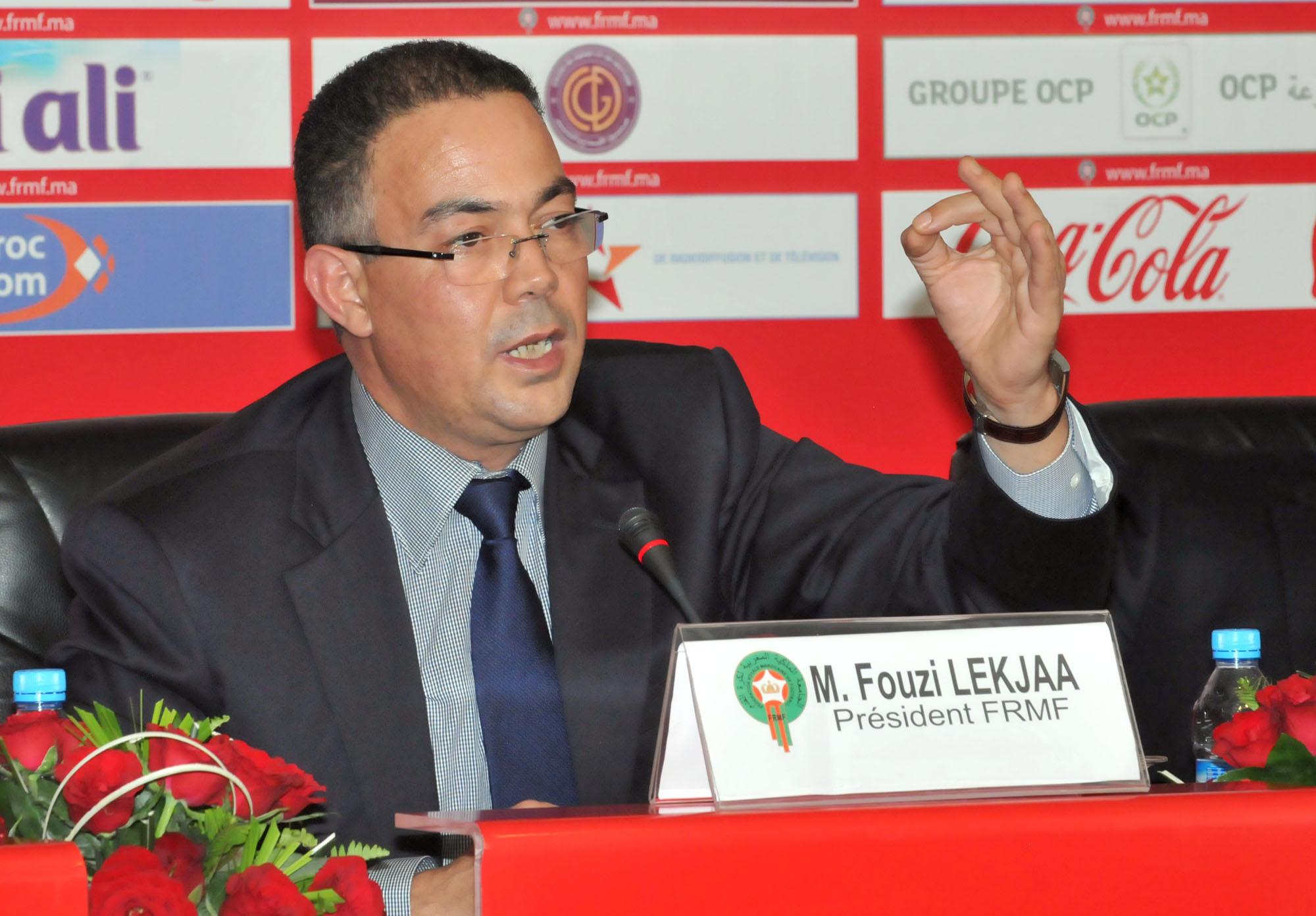 لقجع يعلن رسميا المدرب الجديد لأسود الأطلس