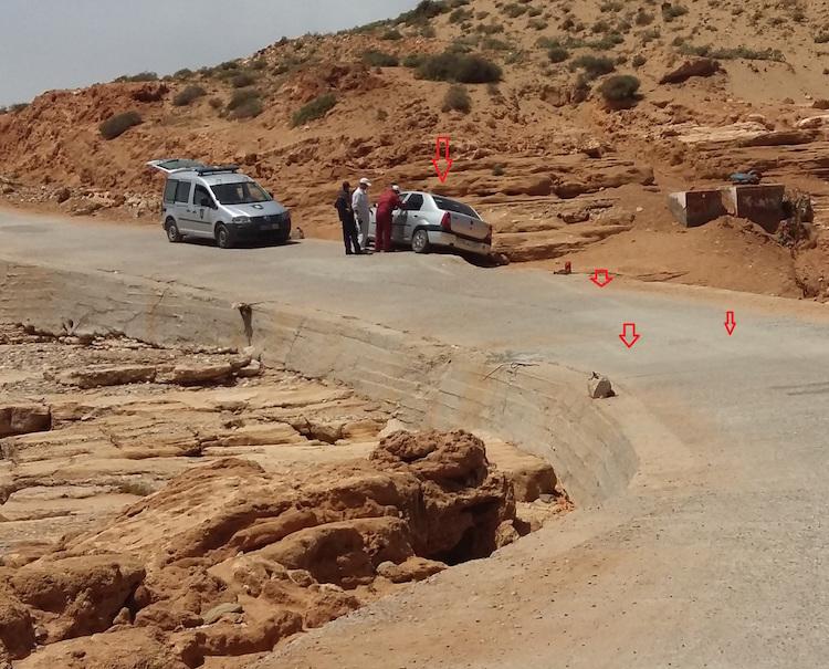 صور حصرية:تفاصيل قتل وإحراق جثة بائع دجاج بعد اختطافه بتيزنيت