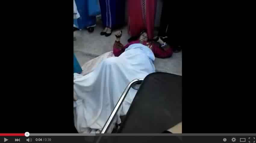 سيدة تضع مولودها قبالة المستشفى الجهوي بالعرائش أمام أنظار العشرات من المارة