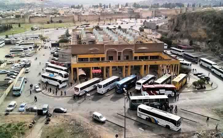 احتجاجات وفوضى في حركة المسافرين بالمحطة الطرقية بفاس قبيل عيد الأضحى
