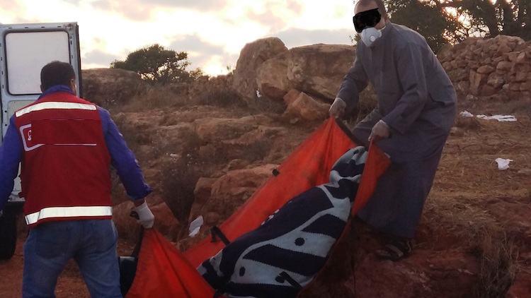 تصفية موزع الدجاج المختطف بتيزنيت على طريقة «داعش»