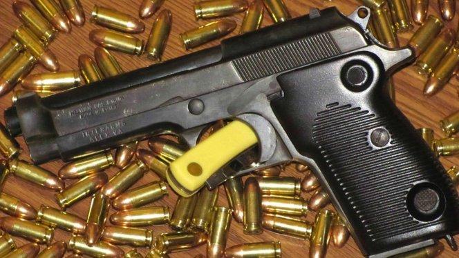 استنفار بالناظور بعد حجز مسدس أوتوماتيكي ورصاص بميناء بني انصار