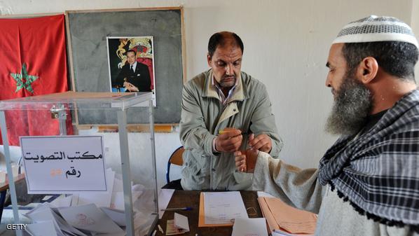 احيزون يتسبب في ضعف إقبال الناخبين على صناديق الاقتراع بوجدة