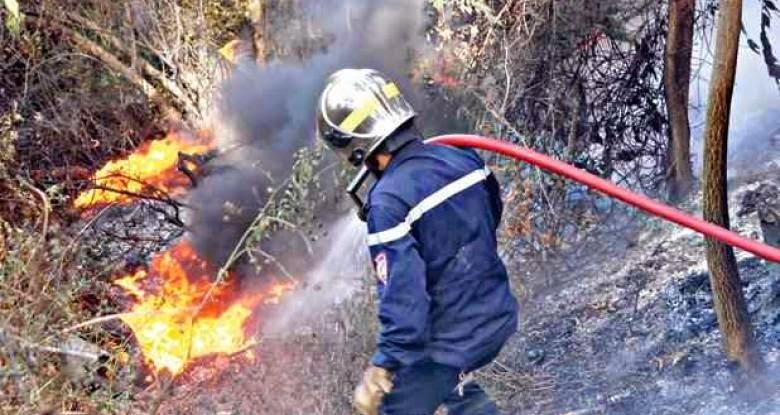 الوقاية المدنية تكتشف جريمة قتل خلال إخماد حريق بطنجة
