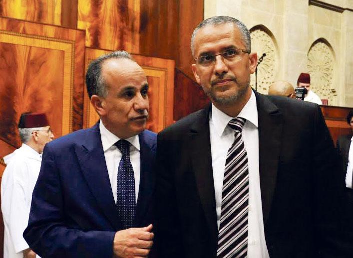 الحبيب الشوباني ومحمد عبو