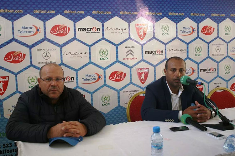 الأشهبي يستقيل من رجاء بني ملال بعد الهزيمة أمام «الواف»