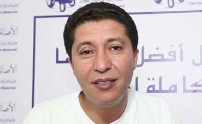 عاجل : انتخاب عبد النبي بعيوي عن الاصالة والمعاصرة رئيساً للجهة الشرقية وانسحاب العدالة والتنمية للتشاور
