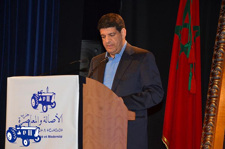 الباكوري رئيسا لجهة الدار البيضاء بدعم من الاستقلال والأحرار