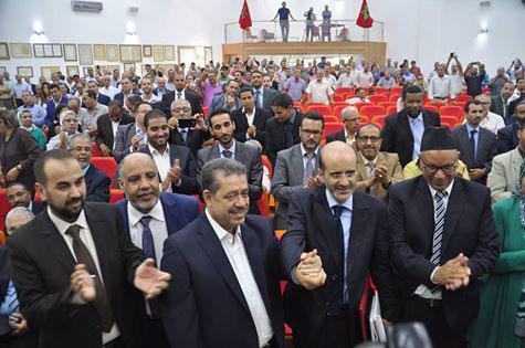 شباط يصوت للأزمي ويعلن عن مساندته لـ«البيجيدي» بعمودية فاس