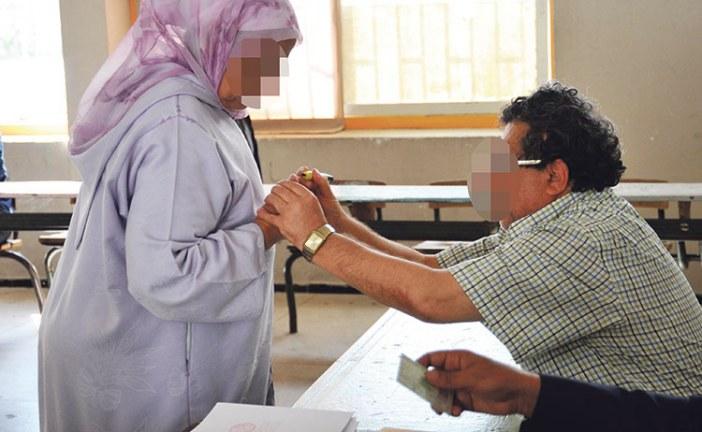 نصف الناجحين في انتخابات 4 شتنبر لم يتجاوزوا الشهادة الابتدائية