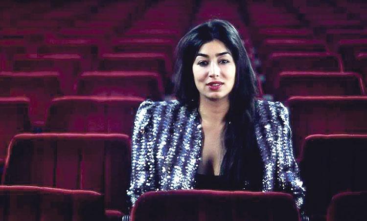 فاطيم العياشي أول مغربية تشارك في سينما «نوليوود»