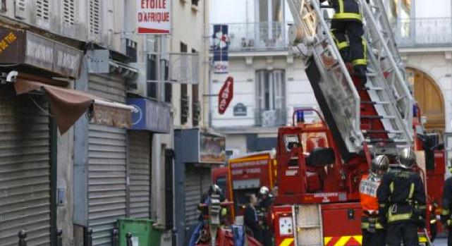 أخطر حريق بباريس منذ 10 سنوات يودي بحياة ثمانية أشخاص