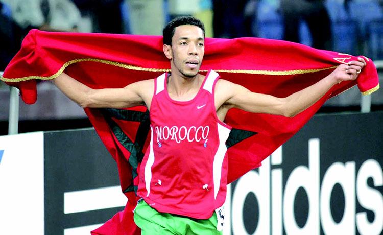«قفزة» إيكيدير تنقذ ماء وجه ألعاب القوى المغربية ببرونزية 1500