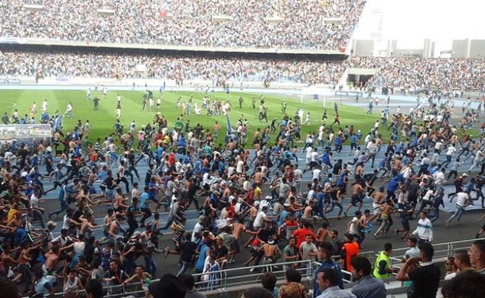 4آلاف مشجع رافقوا اتحاد طنجة في أول هزيمة له في ديربي الشمال