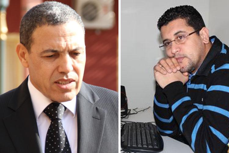 """الحبس النافذ لصاحبي موقع """"هبة بريس"""" بسبب اتهامهما للوالي بيكرات بالفساد الأخلاقي"""