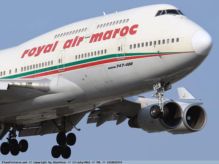 الخطوط الملكية المغربية تعزز رحلاتها بين البرازيل وافريقيا