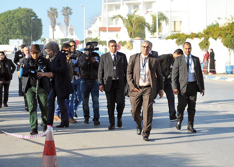 الأمم المتحدة تدعو إلى اختتام حوار الصخيرات وتدين التصعيد العسكري في بنغازي