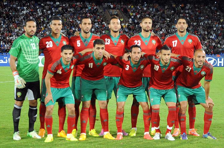 المنتخب المغربي يكتسح ساوتومي بثلاثية نظيفة