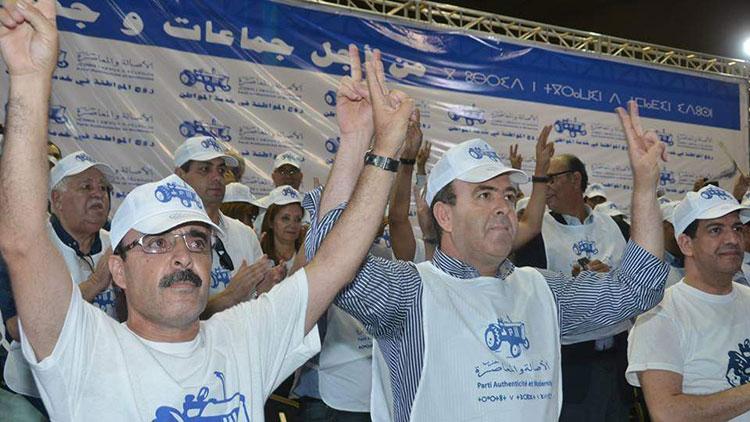 البام يكتسح انتخابات رابع شتنبر بالجهة الشرقية