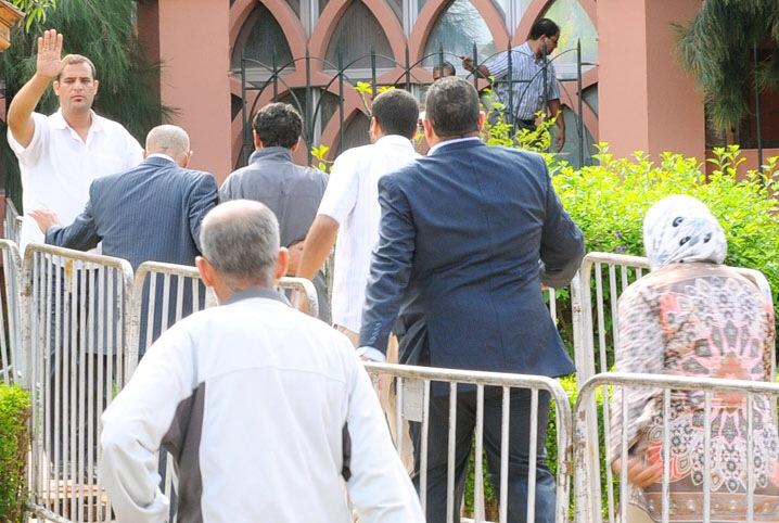 انتخاب رئيس مقاطعة سيدي يوسف بن علي يتحول إلى حلبة ملاكمة