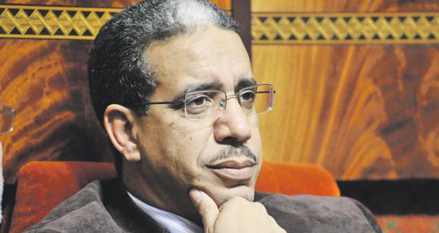 «البام» يقاضي رباح بسبب استعمال موقع وزارته في الدعاية الانتخابية