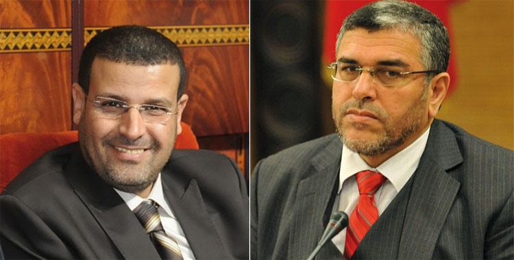 الرميد وحيكر يفجران حزب العدالة والتنمية بالبيضاء ويتسببان في نزيف استقالات