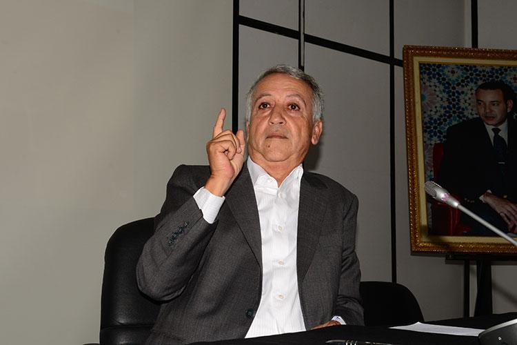 ساجد يغازل العدالة والتنمية بالبيضاء ويعلن خيار «المعارضة الشكلية»