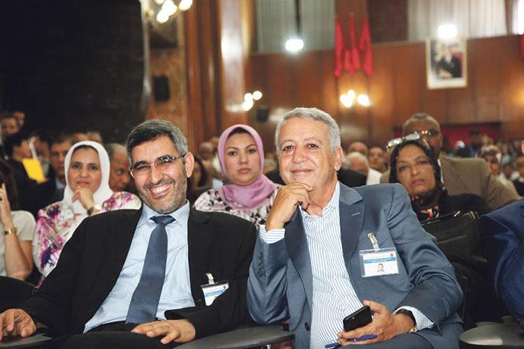 محمد ساجد و عبد العزيز العماري