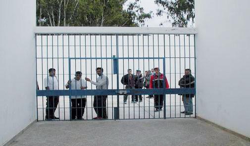 سجين يضرب عن الطعام بعين علي مومن بسطات من أجل متابعة دراسته