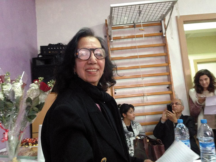 سعاد ولد غزالة.. أرملة الفقيه البصري التي قضت ثلاثة عقود من اللجوء السياسي