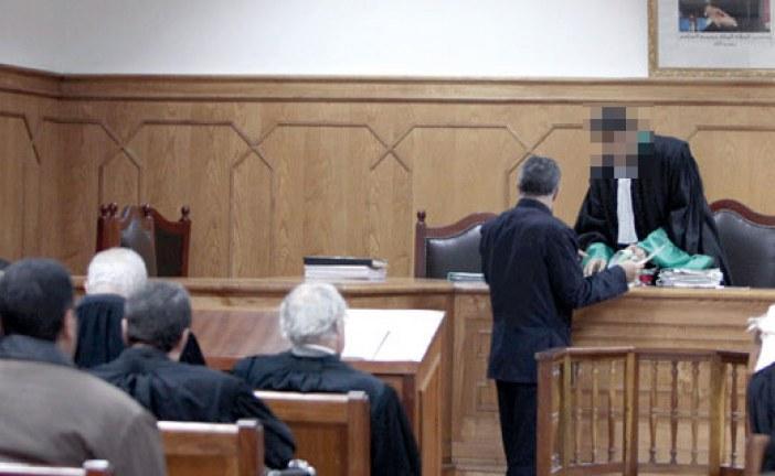 نجل مسؤول قضائي متهم بالمشاركة في السرقة باستعمال السلاح يغيب عن أول جلسة لمتابعته باستئنافية طنجة