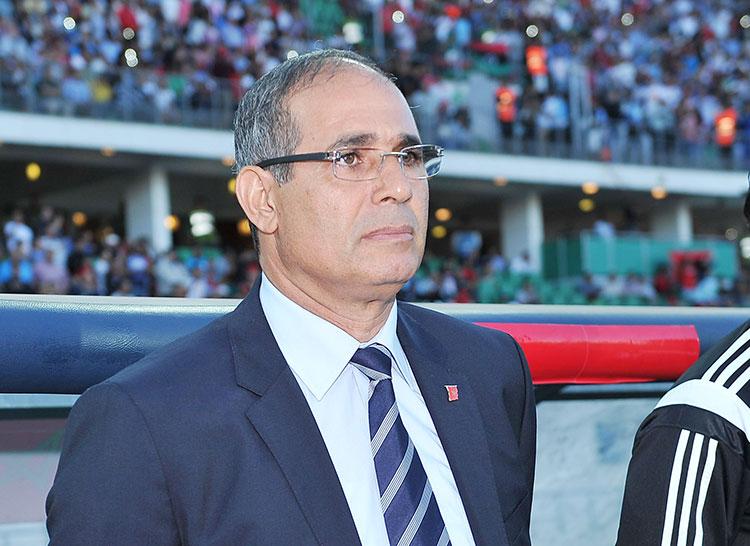200 مليون للزاكي بعد مغادرة قيادة المنتخب الوطني