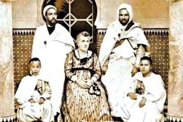 إيميلي.. المرأة البريطانية التي سرقت قلب أقوى شرفاء الزوايا بالمغرب